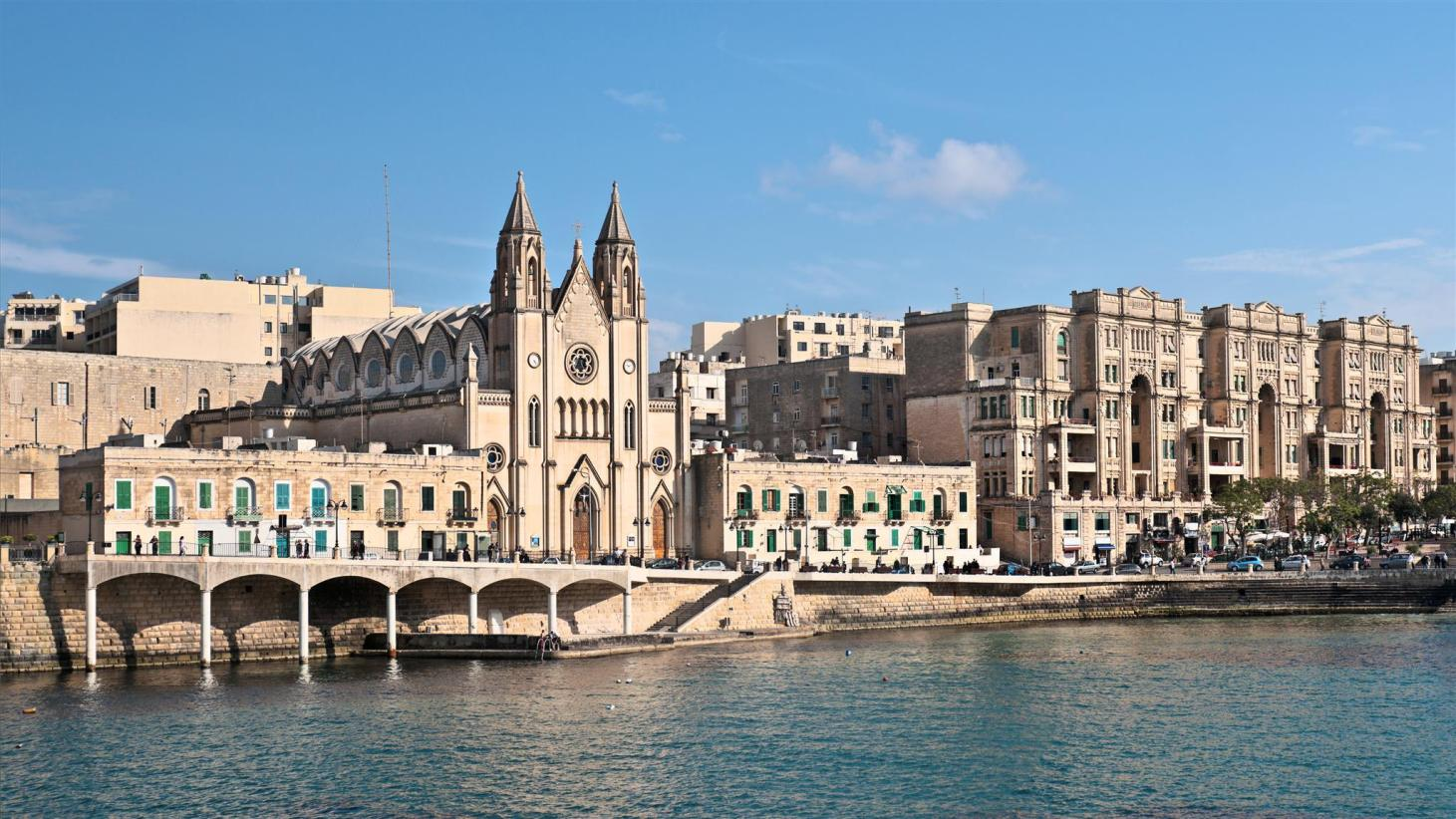 Image result for Il Gzira, Malta