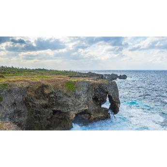 Okinawa główna wyspa, Japonia