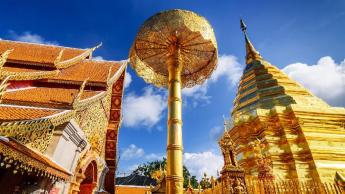 清邁, 泰國