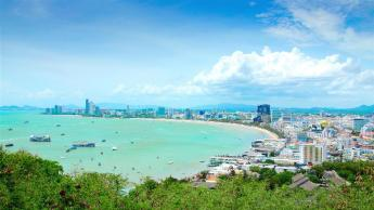 Pattaya, Thailandia