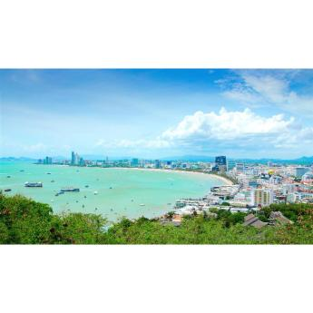 芭達雅, 泰國