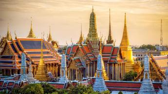 Bangkok, Tajska