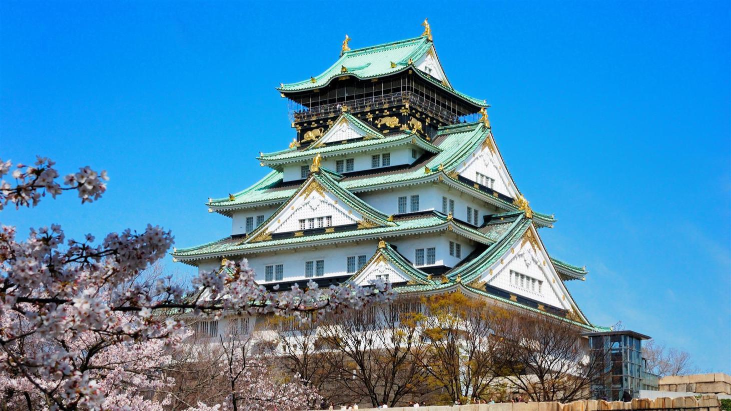 Osaka Japan Tourist Spots