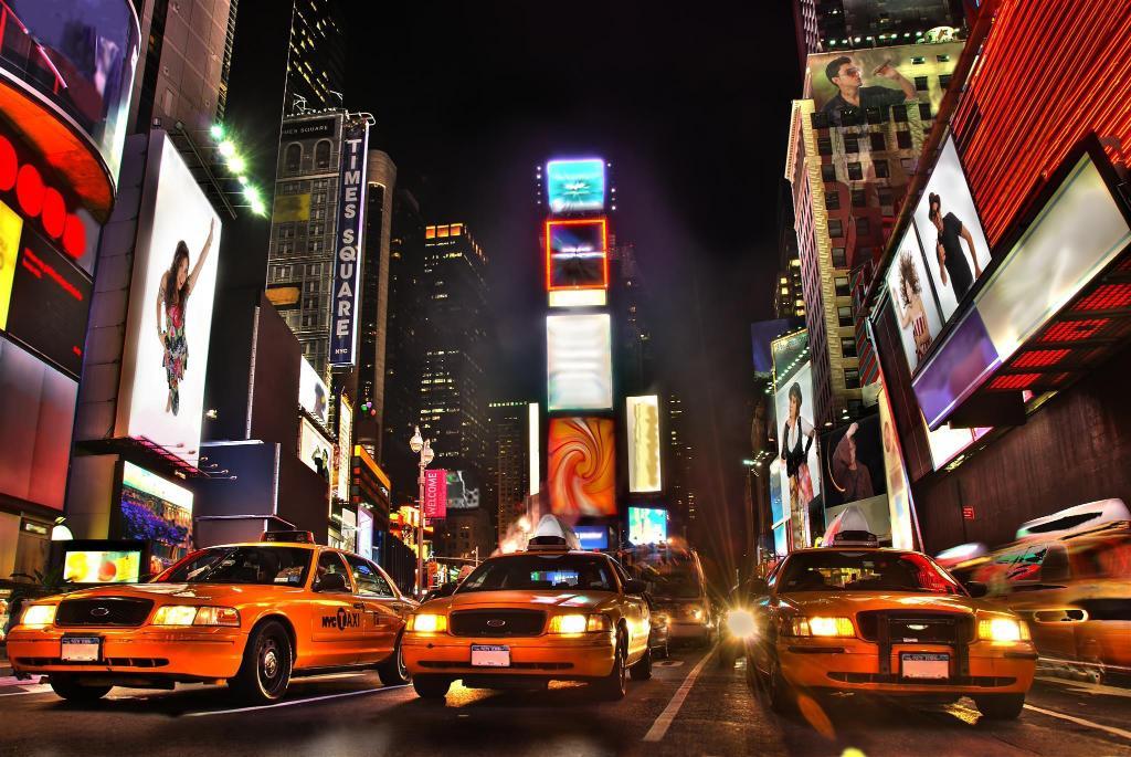 Times Square - 7.89 km od nekretnine EVEN HOTEL BROOKLYN