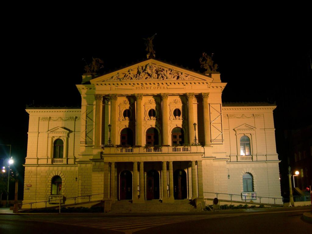 Prague State Opera - 10.61 km from property Prague Silent Green Family Nest