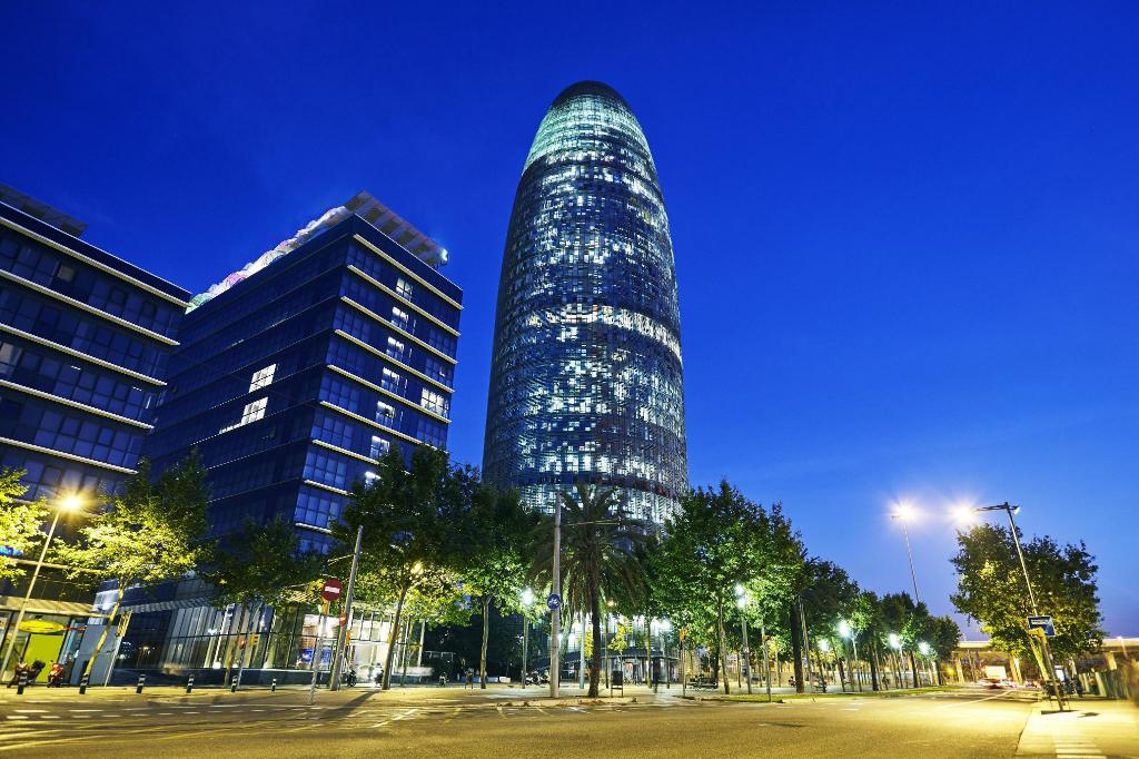 Torre Agbar - 2.77 km from property
