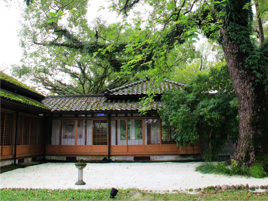Memorial Hall of Founding of Yilan Administration - 9.59 km dari properti Lotung Starhouse Inn