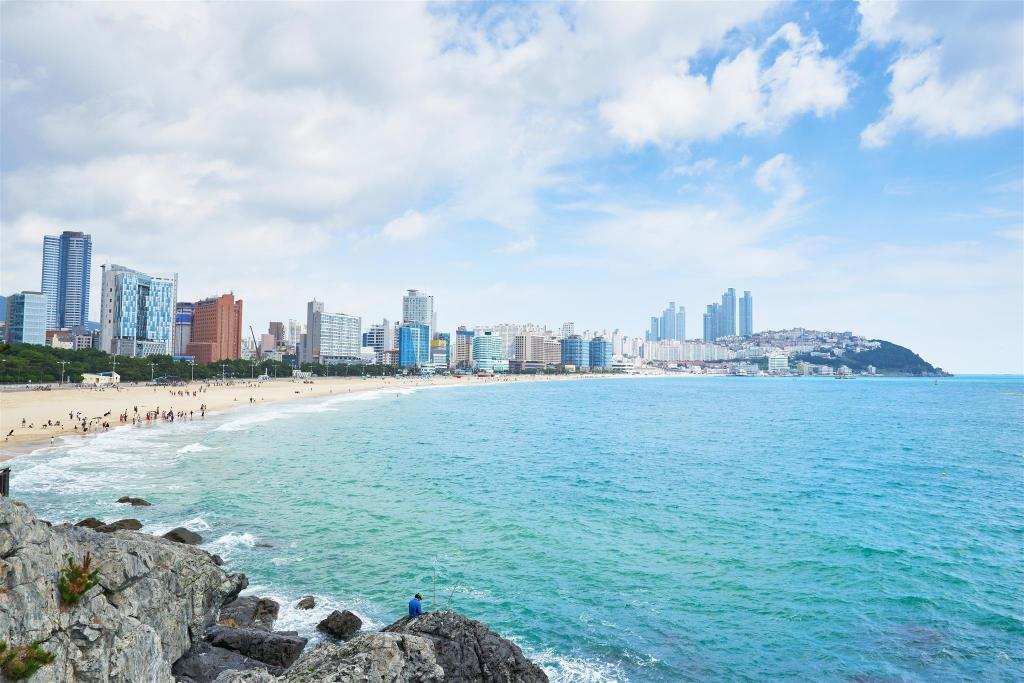Haeundae Beach - 9.39 km from property Oncheonjang JS Motel