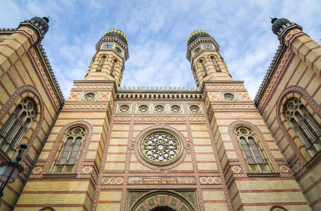 The Central Synagogue - 1.79 km from property United Colors of Budapest Apartments