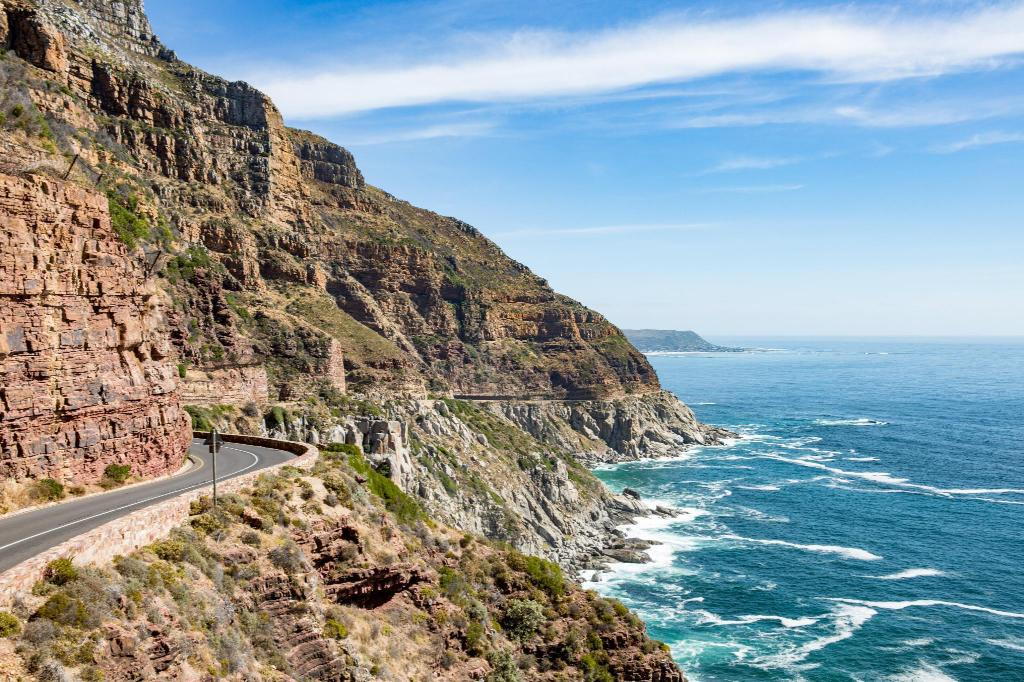Chapman's Peak - 5.8 km from property The Beach House Guest House