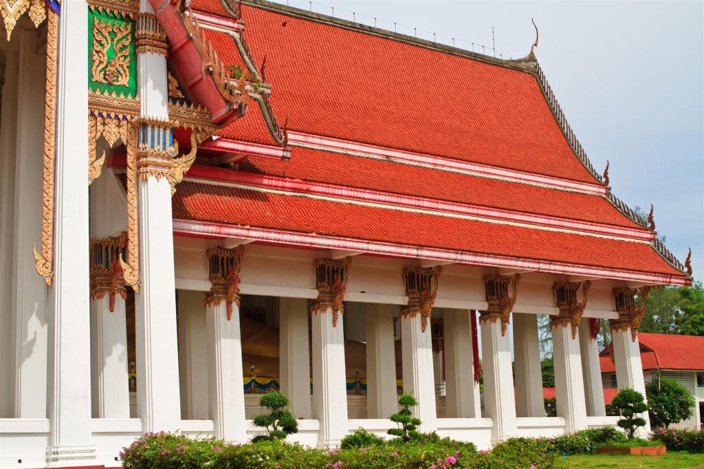 Temple Wat Hat Yai Nai - 4.64 km de l'établissement