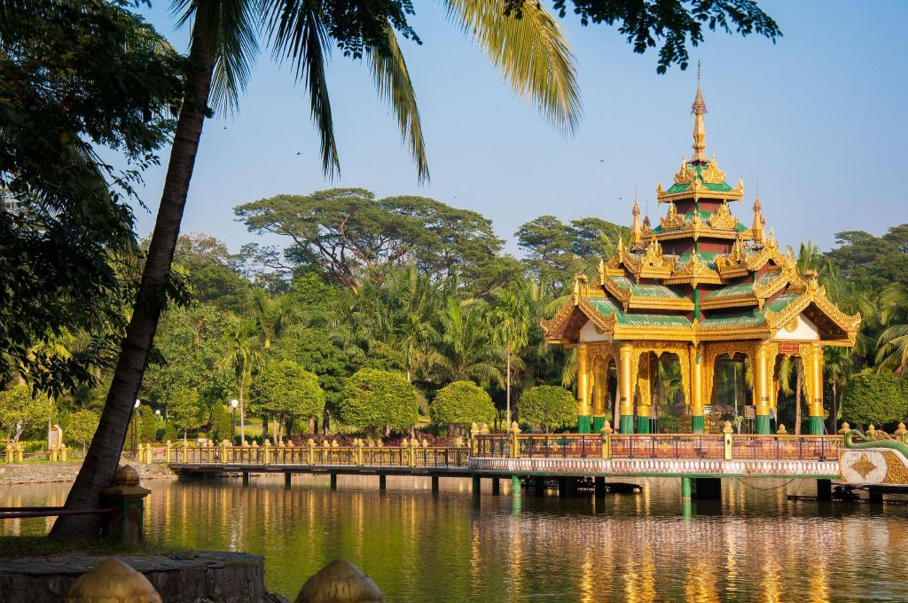 Peoples Park Yangon - 4.25 km from property