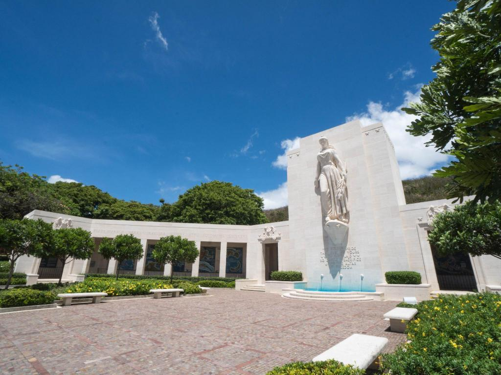 National Memorial Cemetery of the Pacific - 4.43 km from property