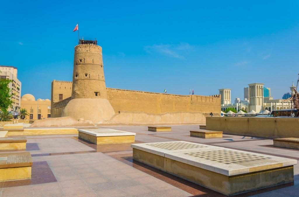 Dubai Museum In Al Fahidi Fort - 680 m from property