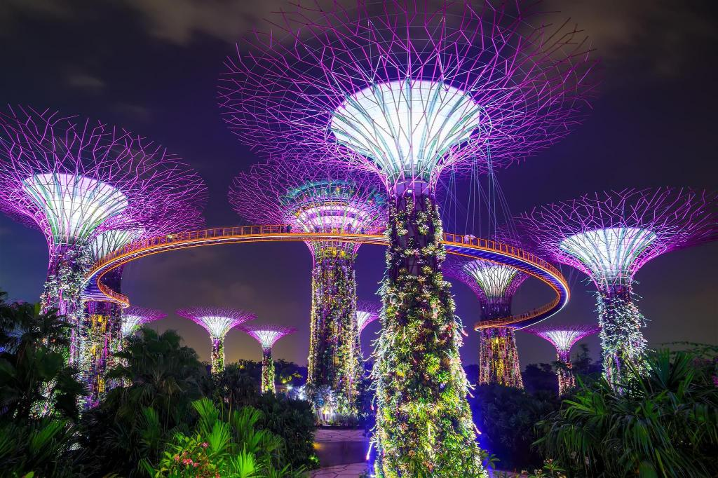 Gardens by the Bay - 2.47 km from property