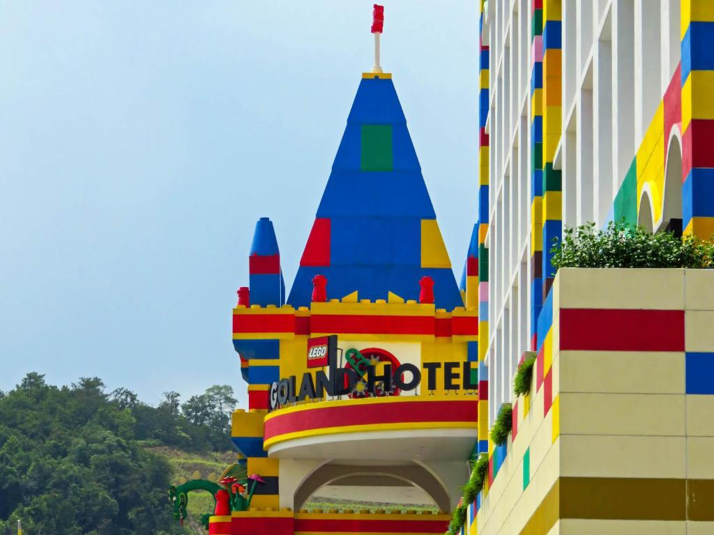 Legoland Malaysia - 5.28 km from property SPOT ON 89816 WARM BLANKET