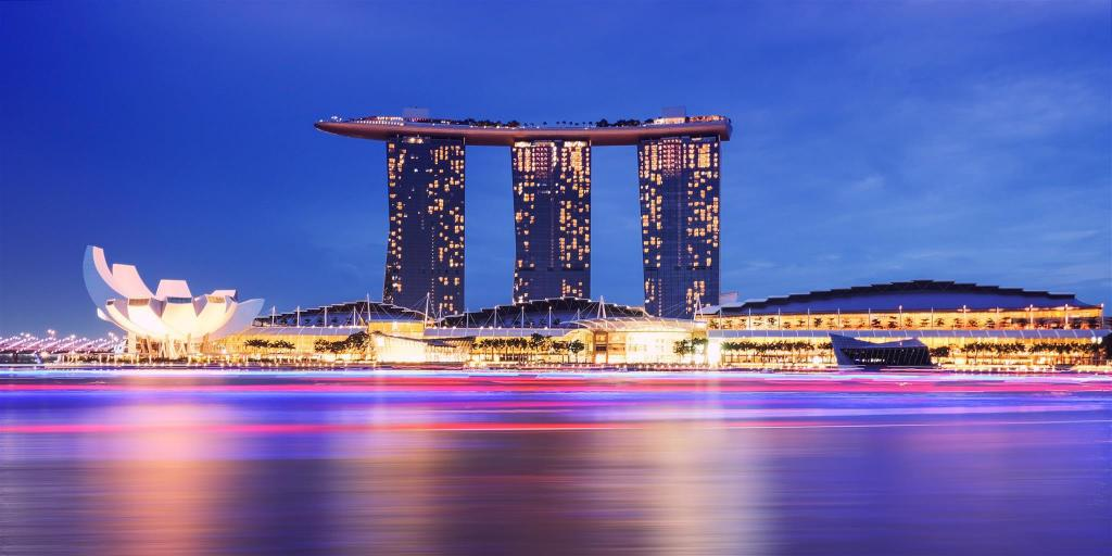 Marina Bay Sands Casino - 2.33 km from property Mi casa