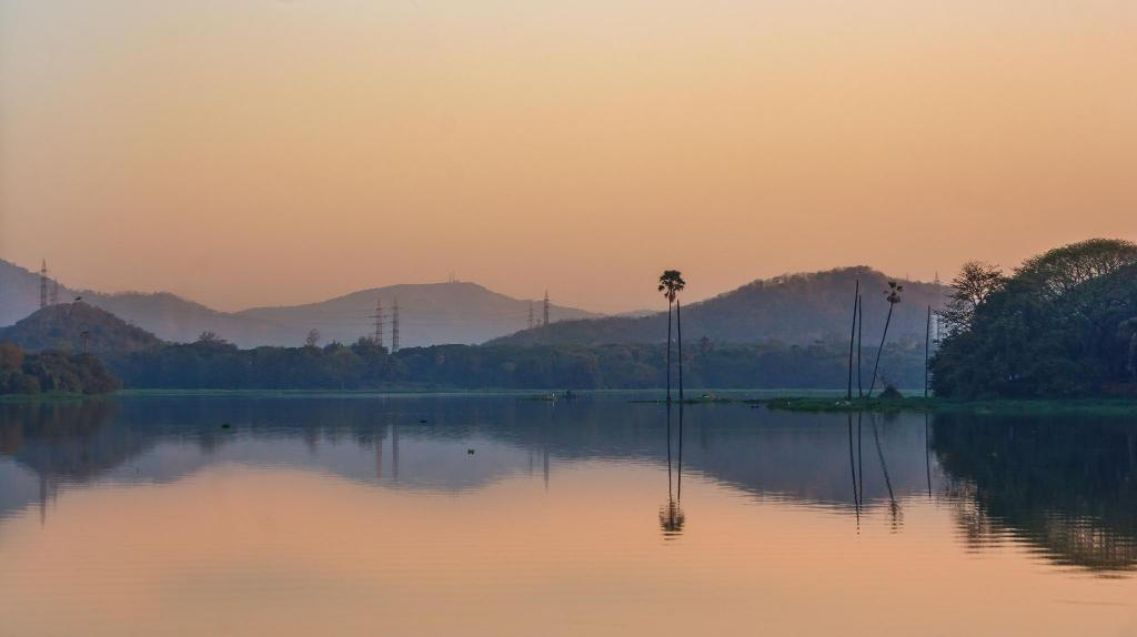 Powai Lake - 9.23 km from property Basti - A Backpackers Hostel
