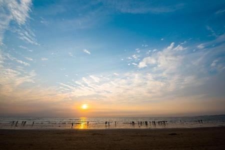 Juhu Beach - 5.47 km from property Hotel Woodland