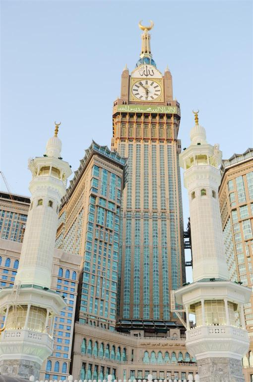 Makkah Royal Clock Tower - 400 m fra ejendommen Nawarat Shams 1