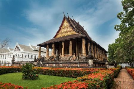Haw Phra Kaew - 9.06 km from property Hotel Say Phong