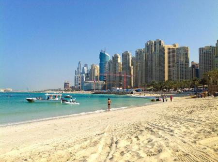 JBR Beach - 5.35 km from property Rojen Luxury Apartment Al Barsha 3 Bed A