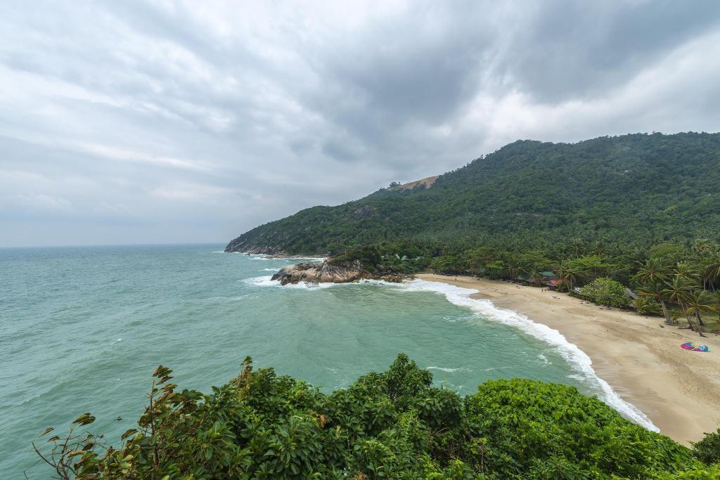 Haad Than Sadet Beach - 8.56 km from property Phangan Arena Hostel