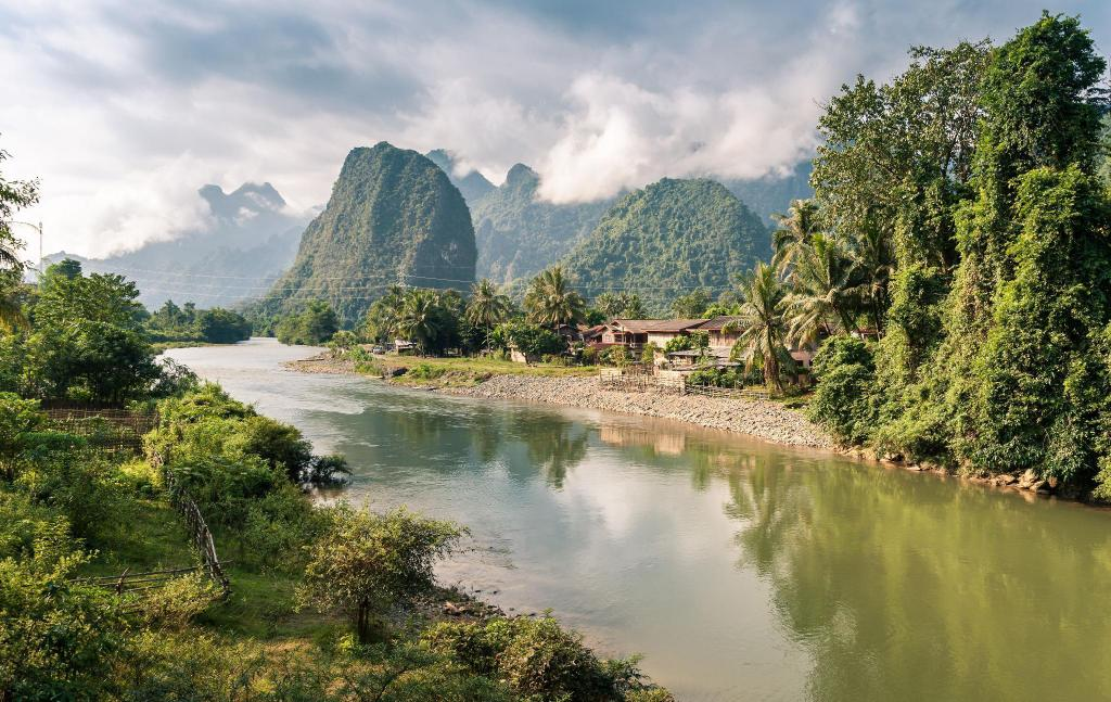 Nam Song River - 6.34 km from property