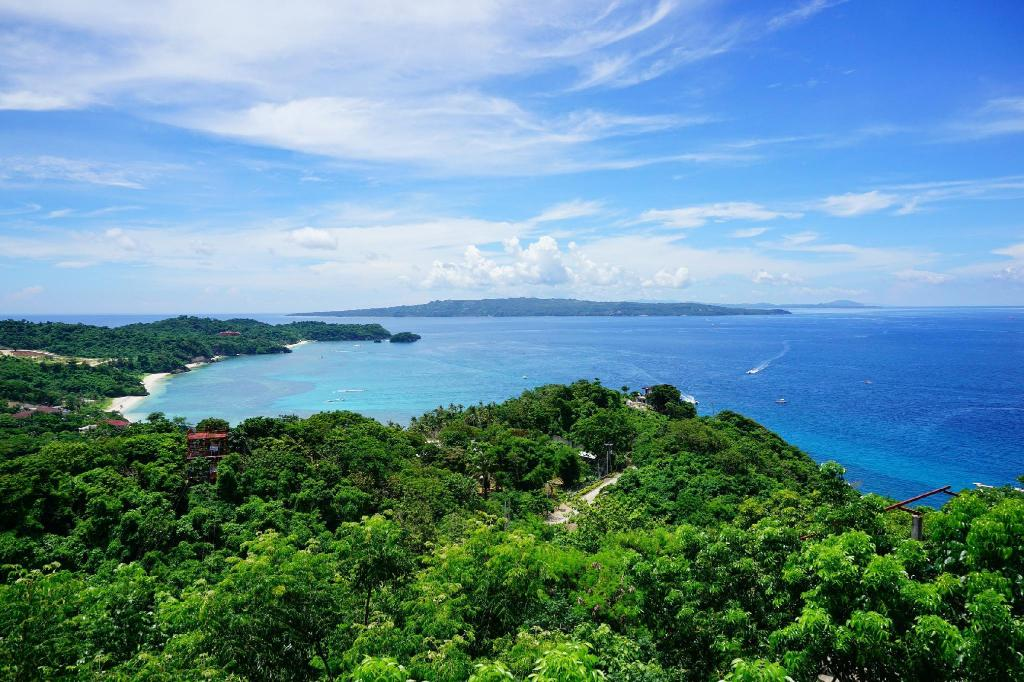 Mount Luho - 1.5 km from property Boracay Island Rooms Accommodation