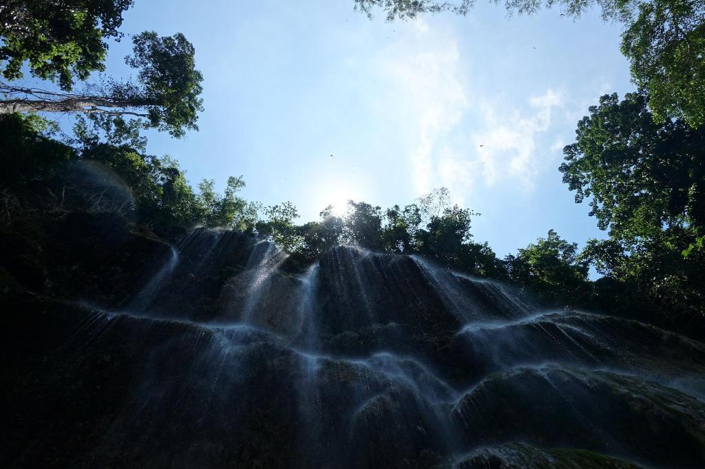 Tumalog Falls - 8.95 km van de accommodatie Amazing Private House Crystal Clear Water