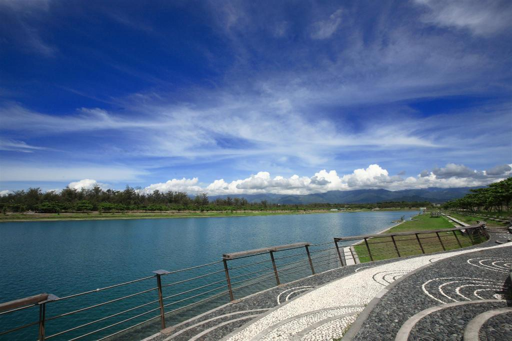Taitung Forest Park Lake - 5.08 km van de accommodatie Deborah Homestay