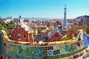Parc Guell - 0.7 km from property