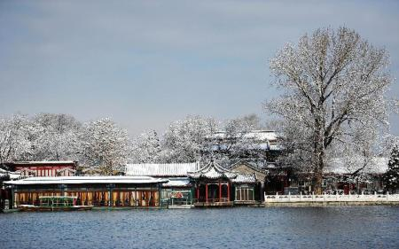 Houhai Lake - 9.05 km from property 7 Days Inn Beijing Dinghui Temple Wuluju Branch