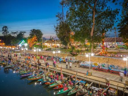 Hat Yai Floating Market - 2.37 km from property Corner one residence