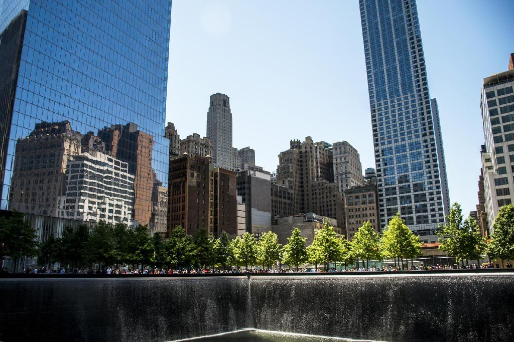 The National 9/11 Memorial & Museum - 2.92 km from property New York Marriott at the Brooklyn Bridge