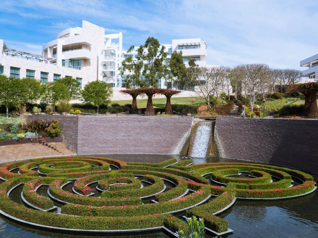 The Getty Center - 9.86 km from property Beautiful Studio Right on Venice Beach