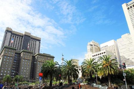 Union Square - 100 m from property Holiday Inn Express San Francisco-Union Square