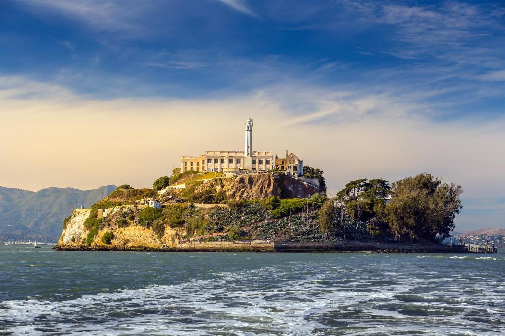 Alcatraz Island - 6.17 km from property The Lodge at Tiburon
