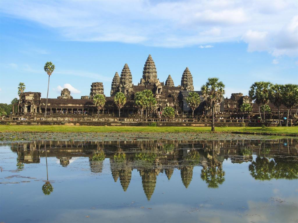Angkor Archaeological Park - 6.42 km from property Nagara Homestay
