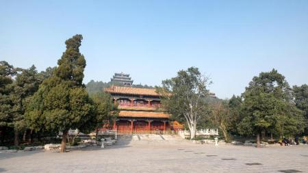 Jingshan Park (Jingshan Gongyuan) - 8.76 km from property Sun Service Apartment Bird Nest