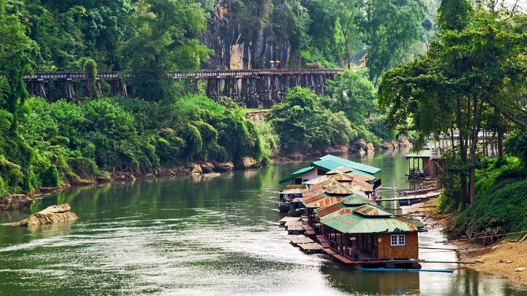 River Kwai - 8.97 km from property