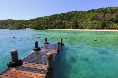 Manukan Island - 8.76 km from property kota kinabalu vacation vila