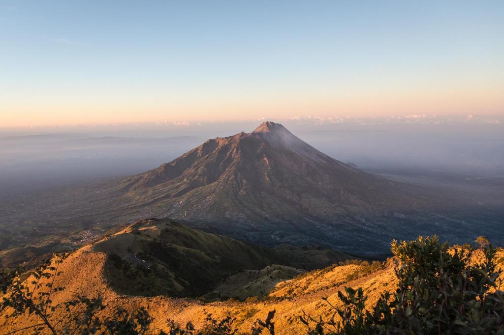 Merapi Volcano - 8.75 km from property