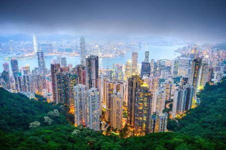 Victoria Peak (The Peak) - 3.67 km van de accommodatie Everest Inn Guest House