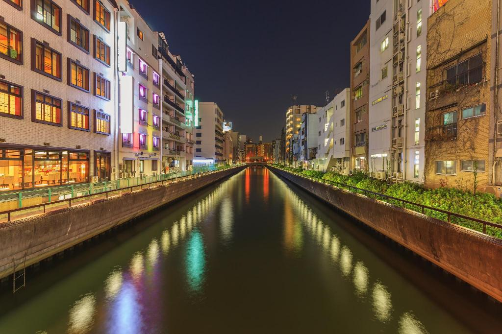 Dotonbori - 1.05 km from property Free Wi-fi Apartment in Nipponbashi 301