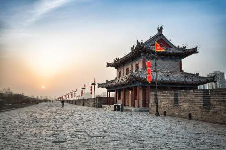 Xi'an City Wall (Chengqiang) - 990 m from property DJMT Universal Guest House