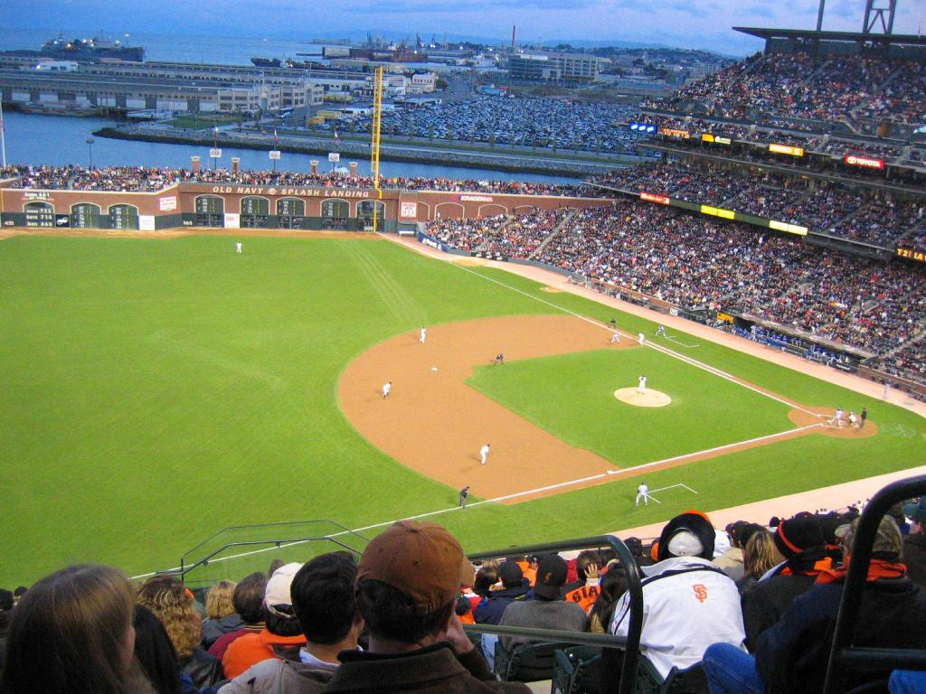 AT&T Park - A 2.06 km da propriedade The Clift Royal Sonesta Hotel
