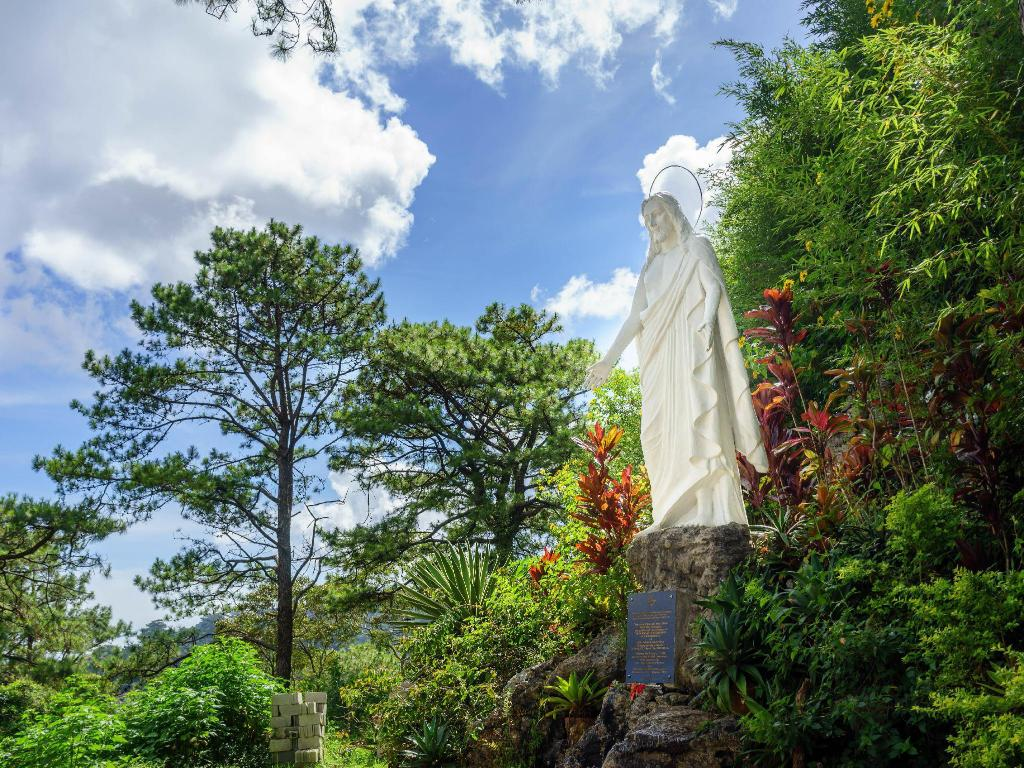 Our Lady of Lourdes Grotto - 2.38 km from property Ross Anne 4 Br Baguio Transient House