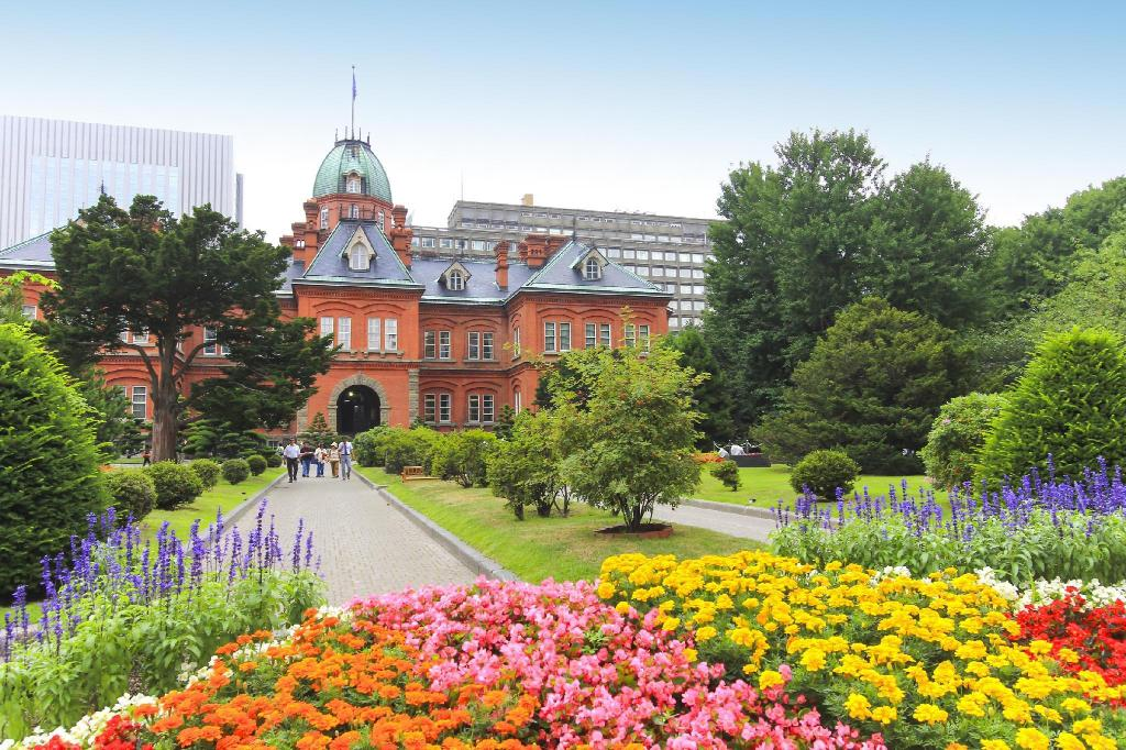 Former Hokkaido Government Office Building - 840 m from property North Stay Soseigawa Koen