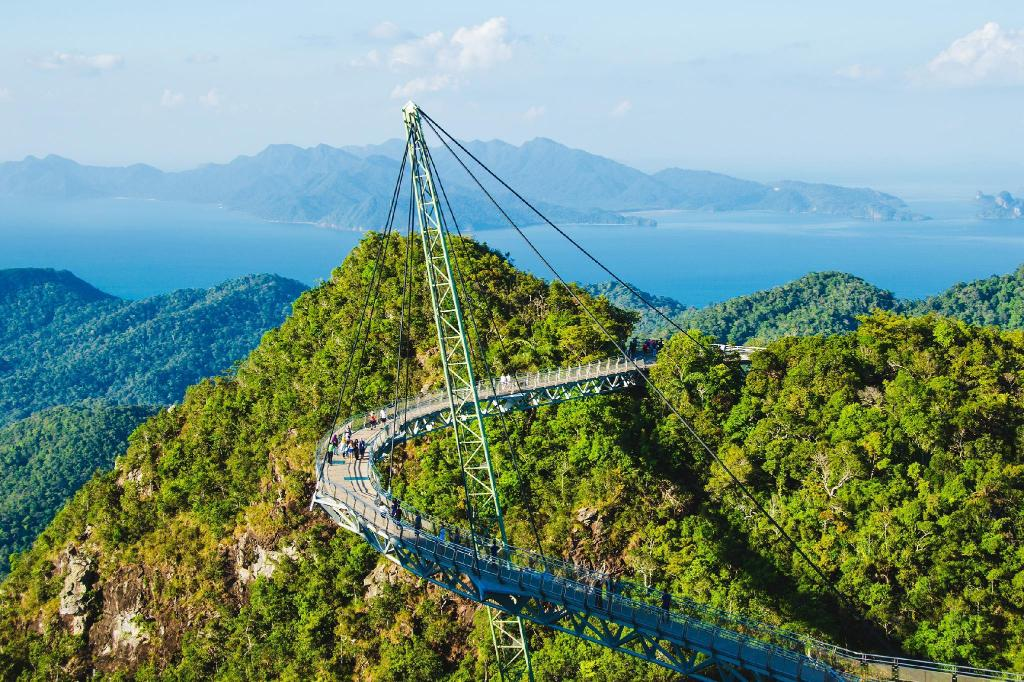 Langkawi Sky Bridge - 8.76 km from property